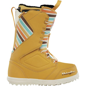 THIRTYTWO ZEPHYR FT 18 WOMENS BOOTS YELLOW