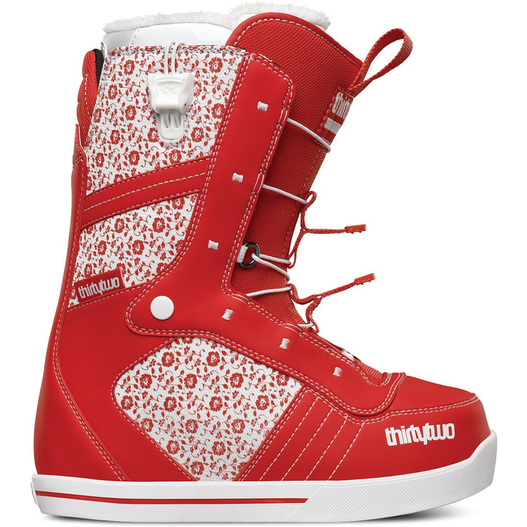 THIRTYTWO 86 FT 16 WOMENS BOOTS RED