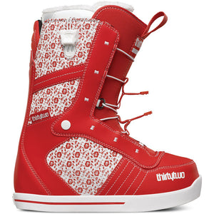 THIRTYTWO - 86 FT 2016 - WOMENS SNOWBOARD BOOT - RED