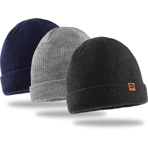 THIRTYTWO BASIXX BEANIE 3-PACK