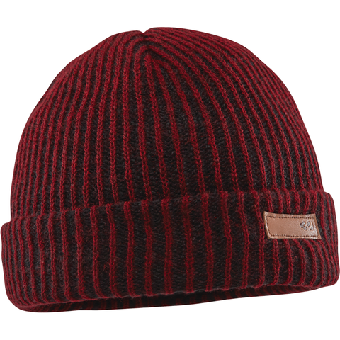 THIRTYTWO FURNACE BEANIE 2019 BURGUNDY