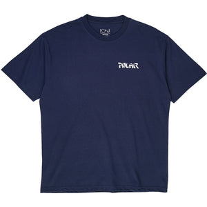 POLAR TORSO TEE RICH NAVY