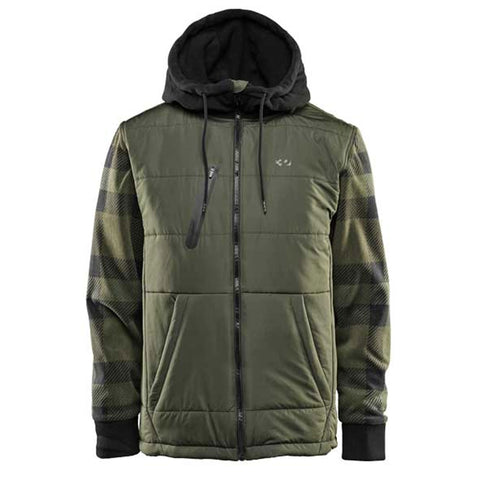 THIRTYTWO ARROWHEAD MENS JACKET 2020 OLIVE