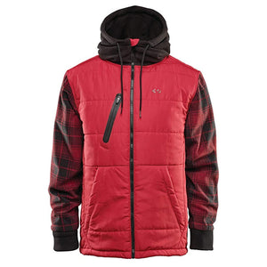 THIRTYTWO ARROWHEAD MENS JACKET 2020 RED