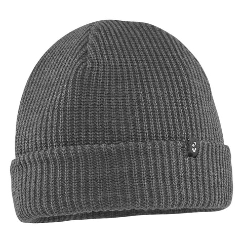THIRTYTWO BASIXX BEANIE CHARCOAL HEATHER