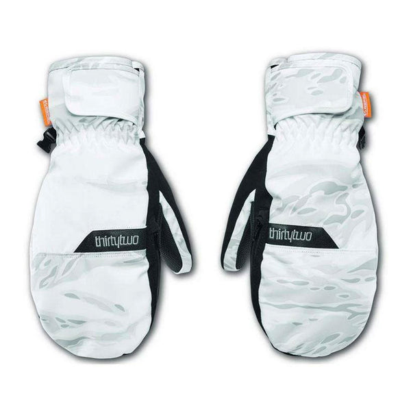 THIRTYTWO CORP MITT 2020 WHITE CAMO