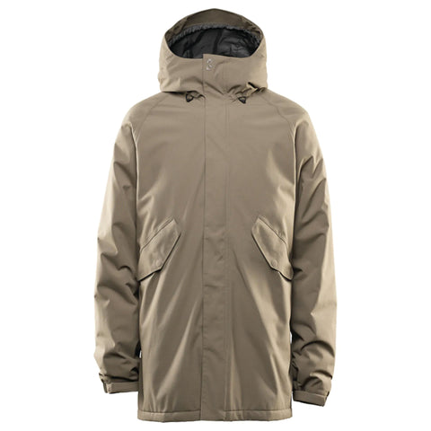 THIRTYTWO LODGER PARKA MENS JACKET 2020 OLIVE