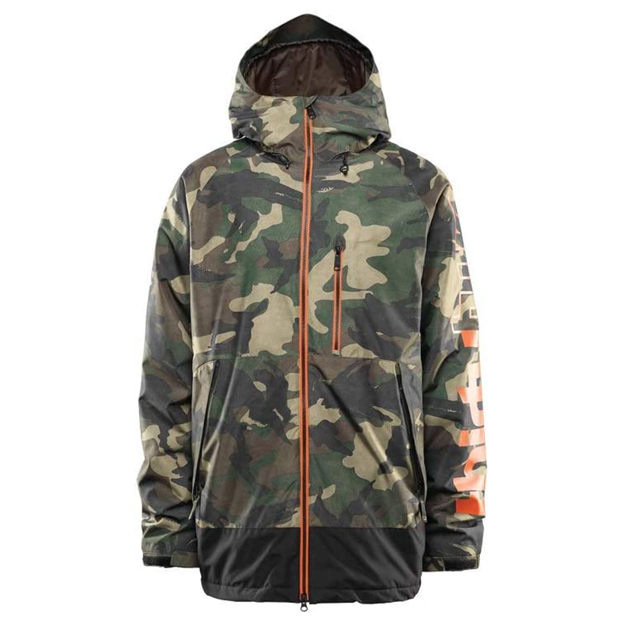 THIRTYTWO METHOD MENS JACKET 2020 CAMO