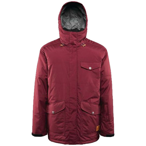 THIRTYTWO MIRADA JACKET BURGUNDY