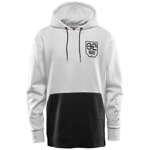 THIRTYTWO TM HOODIE 2020 BLACK/WHITE