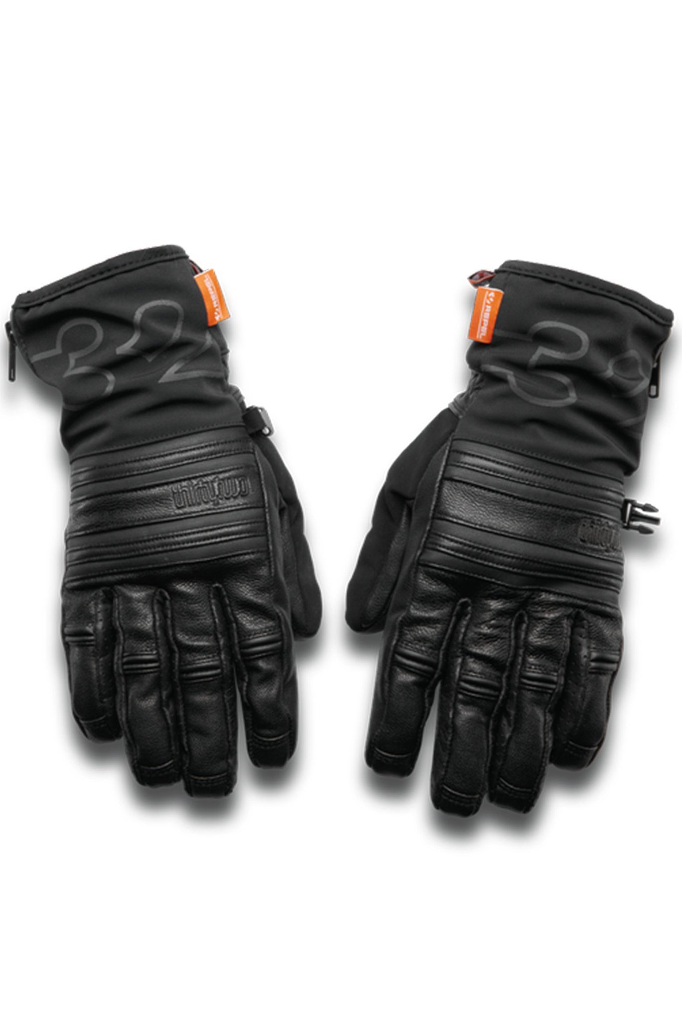 THIRTYTWO - THROTTLE GLOVES - BLACK
