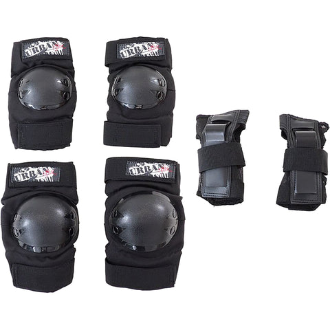 URBAN SK8ER PROTECTIVE GEAR TRI PACK