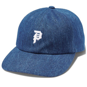 PRIMITIVE MINI DIRTY P ADJUSTABLE CAP - NAVY