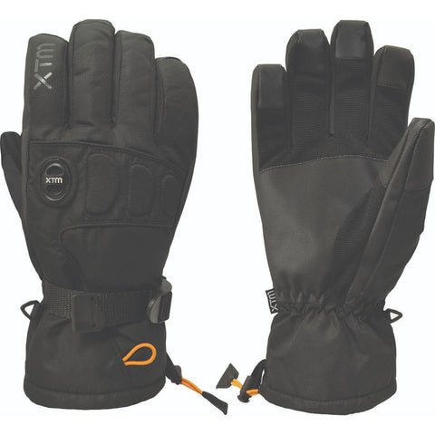 XTM - STOMP MENS SNOW GLOVE - BLACK