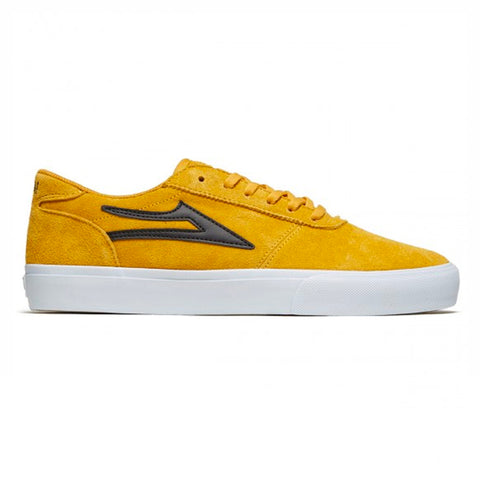 LAKAI MANCHESTER - YELLOW/BLACK