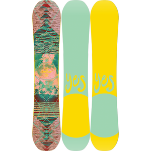 YES - EMOTICON - WOMENS SNOWBOARD - 2020