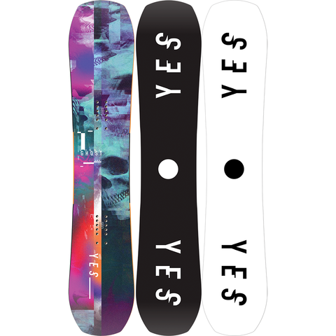 YES - GHOST - MENS SNOWBOARD - 2020