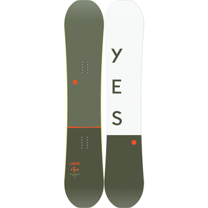 YES - LIBRE - MENS SNOWBOARD - 2020