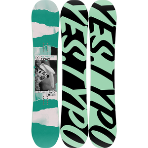 YES - TYPO - MENS SNOWBOARD - 2020
