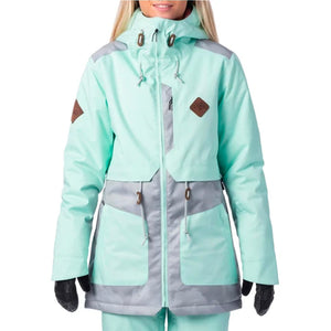 RIP CURL - AMITY WOMENS JACKET 2020 - YUCCA