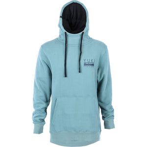 YUKI THREADS BAKER HOODIE 2020 SAGE BUSH GREEN