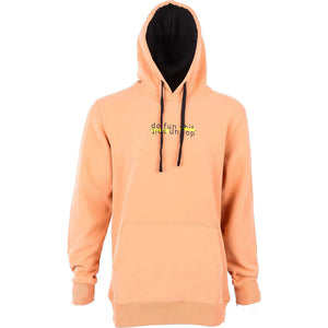 YUKI THREADS DO FUN SHIT HOODIE 2020 COPPER