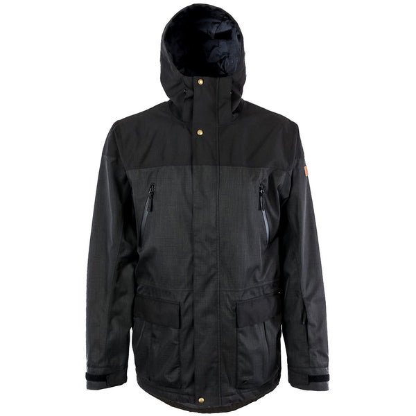 YUKI THREADS TUNDRA JACKET BLACK