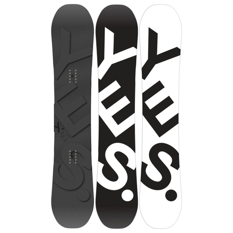 YES BASIC 2021 SNOWBOARD