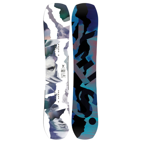YES GHOST 2021 SNOWBOARD