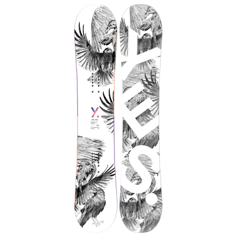YES HEL YES 2021 WOMENS SNOWBOARD