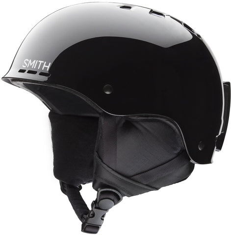 SMITH HOLT JUNIOR - YOUTH HELMET - BLACK