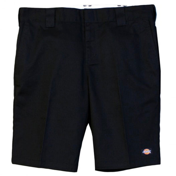 DICKIES 872 SLIM WORK SHORT BLACK