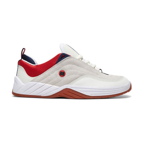 DC SLIM WILLIAMS - WHITE/NAVY/RED