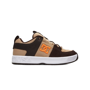 DC LYNX OG SHOE - BROWN/TAN