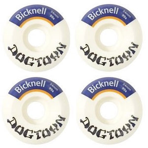 DOGTOWN BICKNELL WHEELS - 54MM