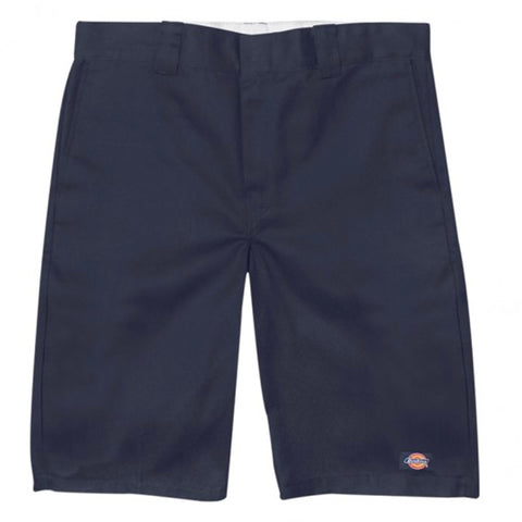 DICKIES 872 SLIM WORK SHORT DARK NAVY