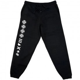 SANTA CRUZ INDEPENDENT ANTE FLEECE TRACK PANTS