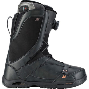 K2 SAPERA HEAT 2019 WOMENS BOOT BLACK