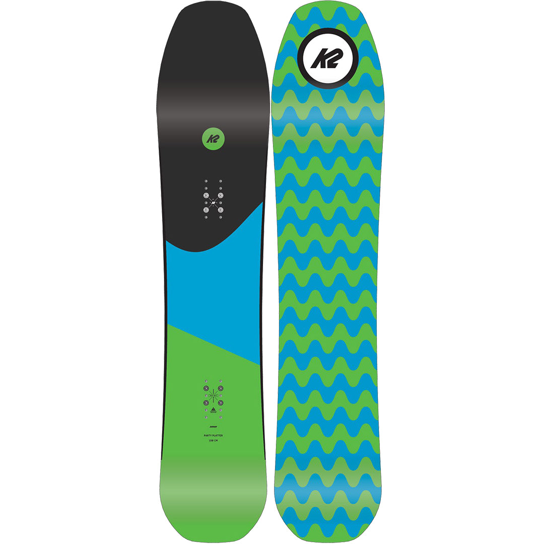 K2 PARTY PLATTER 2019 MENS SNOWBOARD