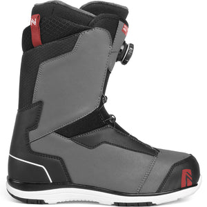 NIDECKER AERO COILER 2019 BOOTS SPACE GREY