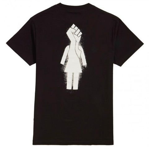 GIRL POWER OG TEE - BLACK