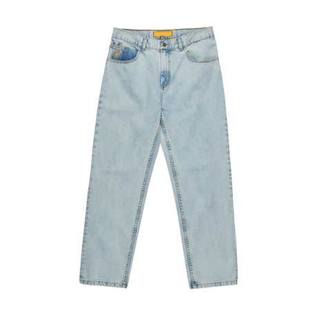 POLAR 90S JEAN LIGHT BLUE