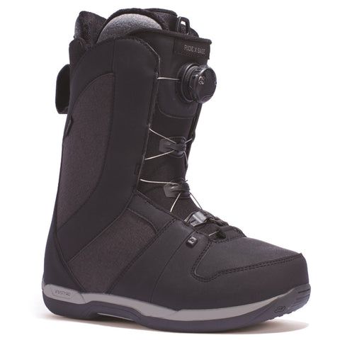 RIDE SAGE BOA  WOMENS BOOTS BLACK