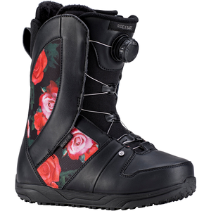 RIDE SAGE BOA 2019 WOMENS BOOTS BLACK ROSE
