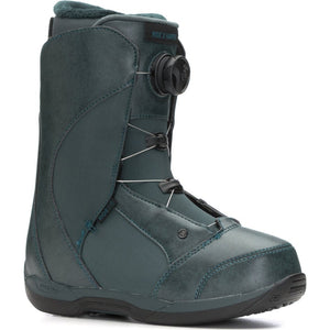 RIDE - HARPER 2018 - WOMENS SNOWBOARD BOOT - TEAL