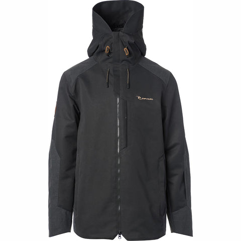 RIP CURL - SEARCH JACKET - JET BLACK 2019