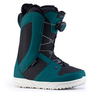 RIDE SAGE BOA 2019 WOMENS BOOTS GREEN
