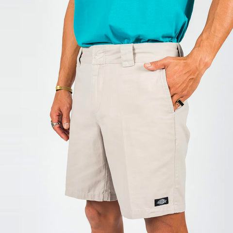 DICKIES C182 9' REGULAR SHORTS STONE