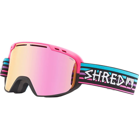 SHRED - AMAZIFY GOGGLES - LINES QUARTZ