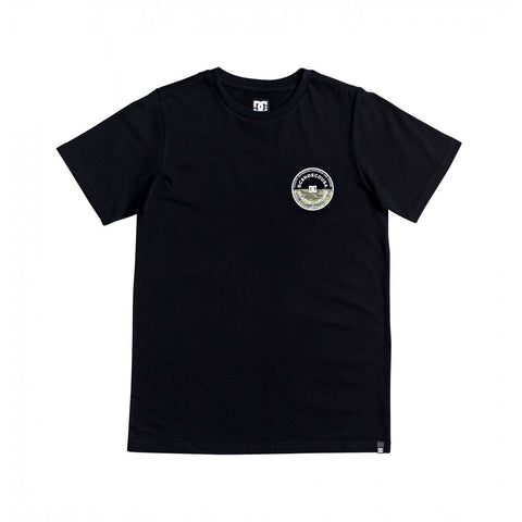 DC BIG JET YOUTH TEE - BLACK